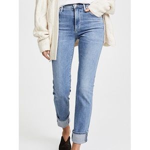 Citizens of Humanity Cara High Rise Cigarette Jean